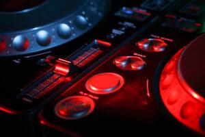 DJ Milan Šifta zvuková aparatura