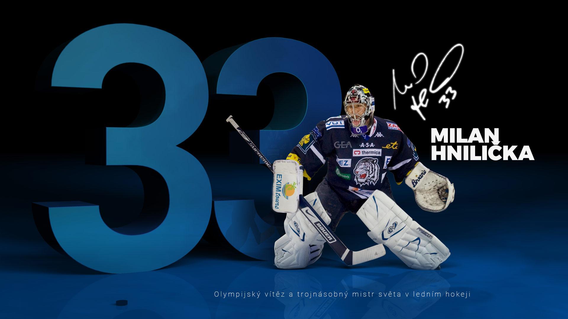 33 Milan Hnilička | Olympijský vítěz a trojnásobný mistr světa v ledním hokeji