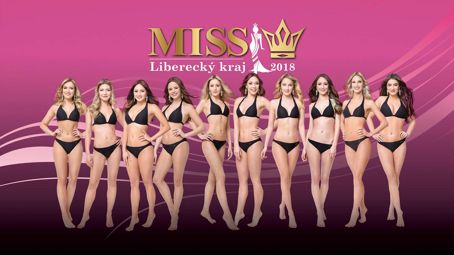 MIss Liberecký kraj - soutěž krásy pro dívky z celého Libereckého kraje