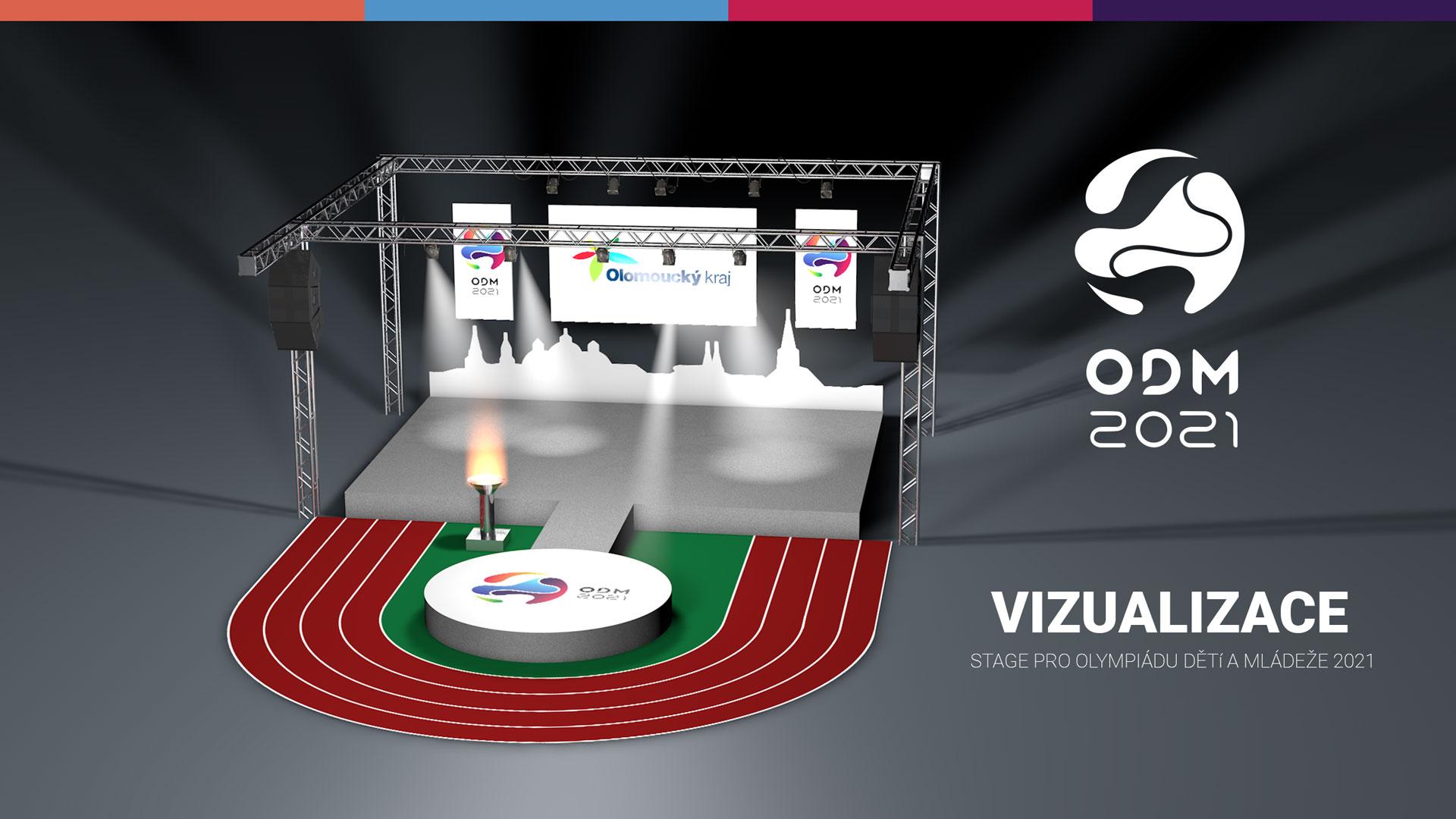 Olympiáda dětí a mládeže 2021