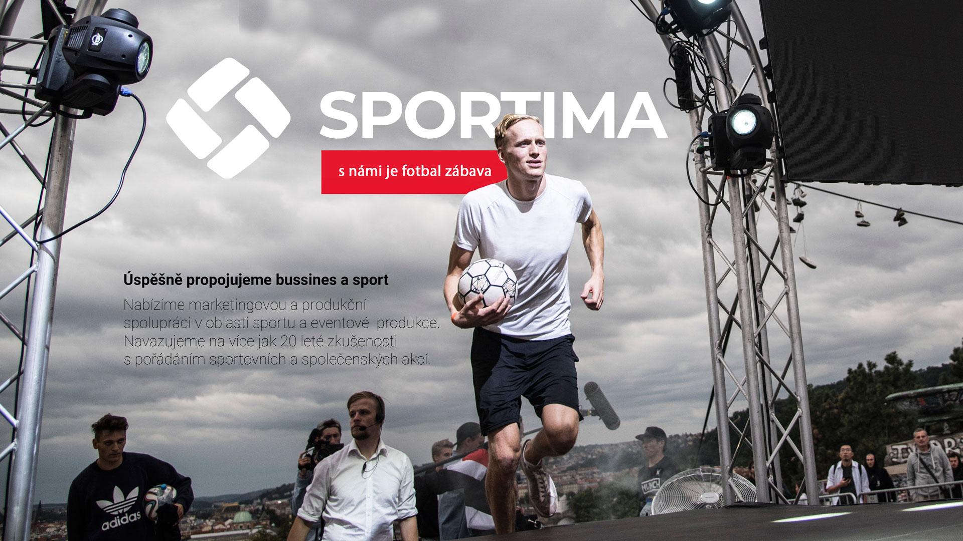 Sportima s.r.o. | Úspěšně propojujeme bussines a sport