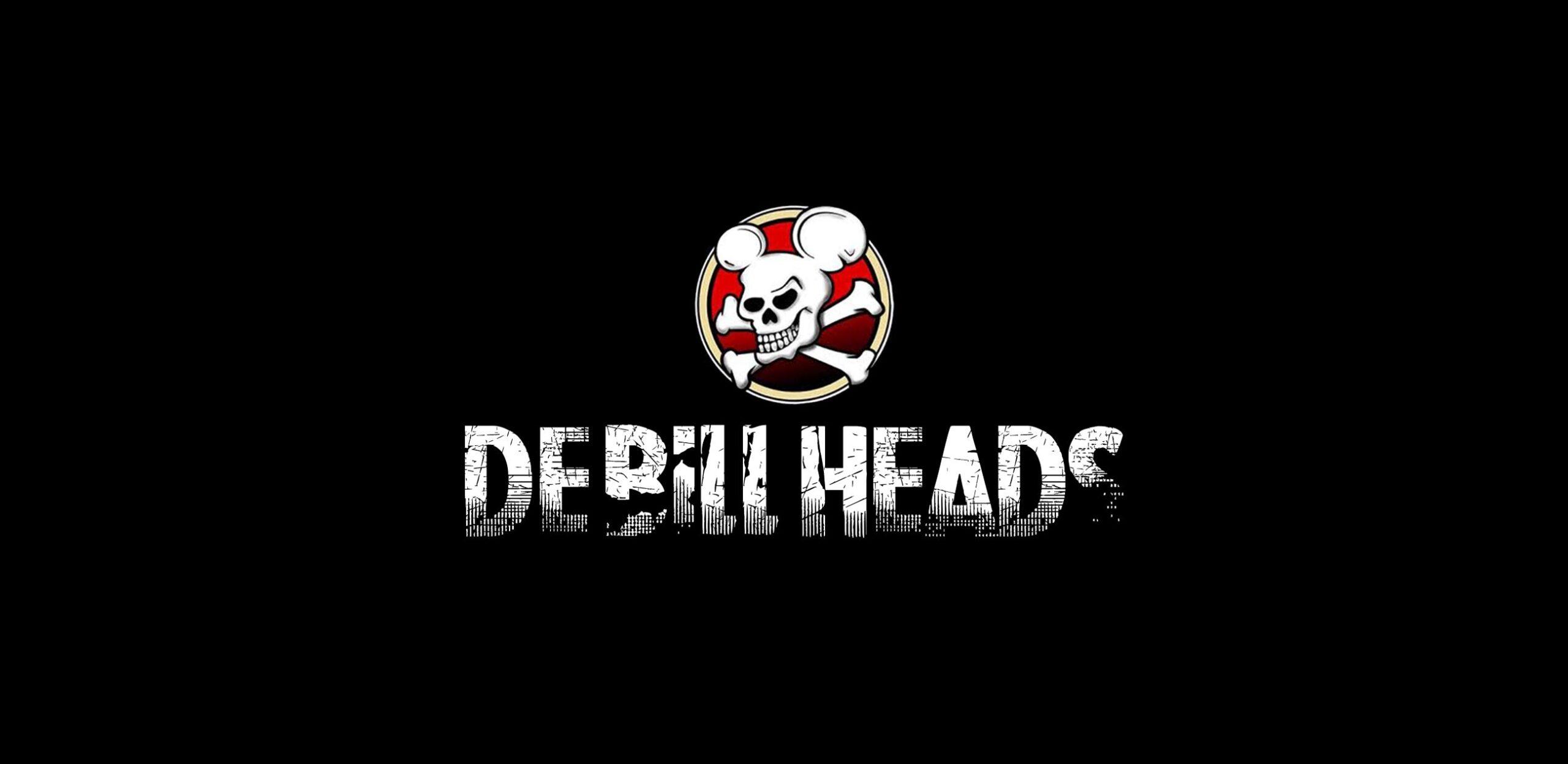 Debillheads logo skupiny